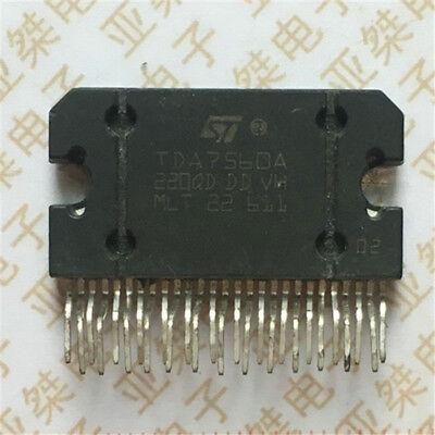 5pcs St Tda7560a Zip-27 Audio Power Amplifier Ic