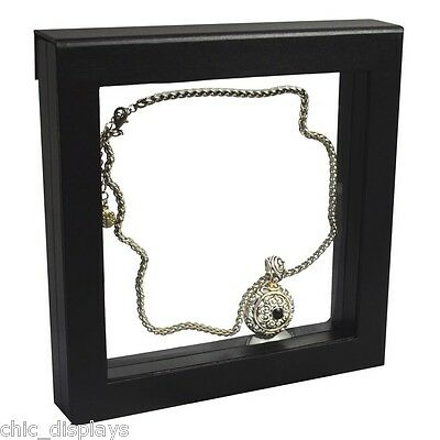 3-D NECKLACE DISPLAY HANGING JEWELRY DISPLAY SHOWCASE STAND COUNTERTOP STAND