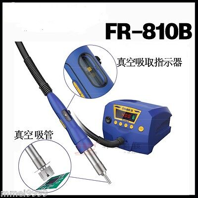 1 Pcs New Hakko Fr-810b Hot Air Rework Station 220v 1100w