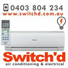 Switch'd Air Conditioning & Electrical Blackburn Whitehorse Area Preview
