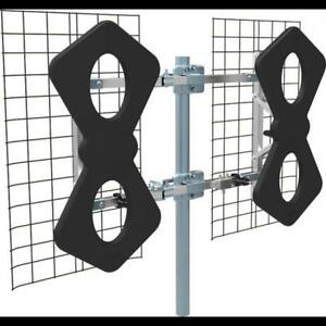 Focus Antennas BEST-6 HD Long Range Outdoor HDTV Antenna