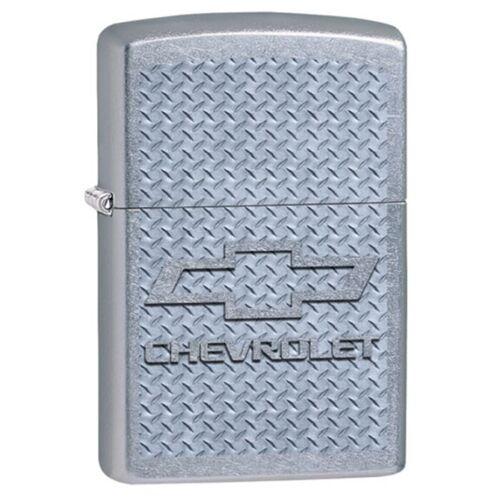 Cool Chevrolet Diamond Plate Zippo Lighter