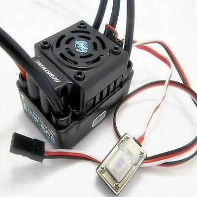 Hobbywing Regler Ezrun WP-SC8 120A RC Brushlessregler für Brushless-Motoren