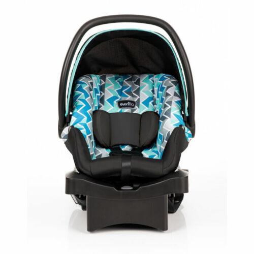 Evenflo LiteMax Sport Rear-Facing Infant Car Seat (Reid Blue) NIB FREESHIP