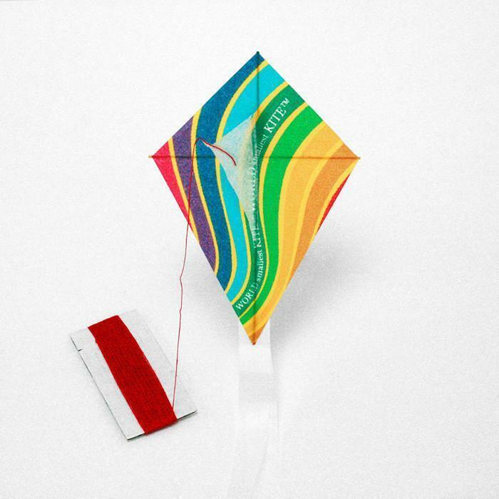 5 pcs set world smallest kites eco