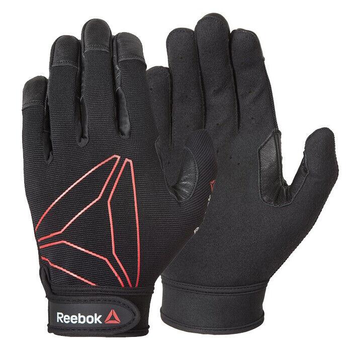 Reebok Training Gloves Functional Exercise Weight Lifting Fu