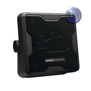 Uniden 20w extension speaker heavy duty noise cancelling for Heavy duty document scanner