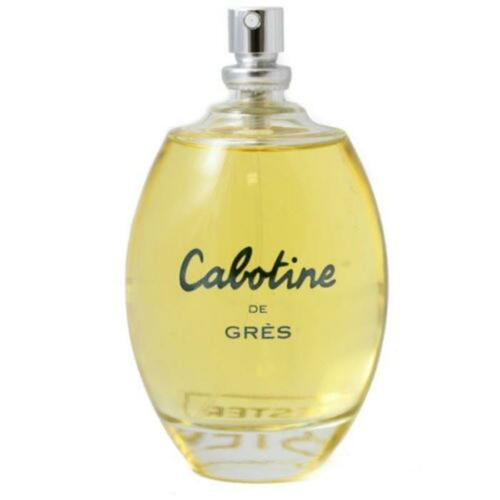 CABOTINE PARFUMS GRES for Women 3.3 edt 3.4 oz Spray New tester