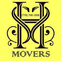BEST RATES IN LOWER MAINLAND (SHS Movers)