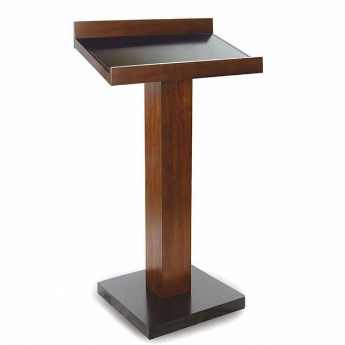 Wooden Preacher Pulpit Book Speaking Stand