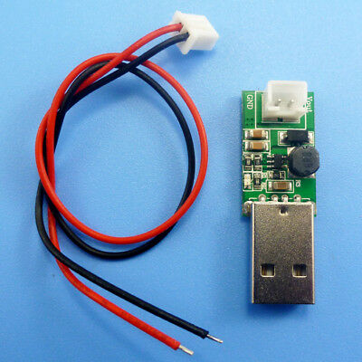 Mini 5w Usb To 12v Dc Dc Step Up Converter 5v To 12v Power Supply Boost Module