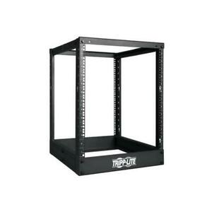 Tripp Lite 13u 4-post Open Frame Rack Cabinet Square Holes