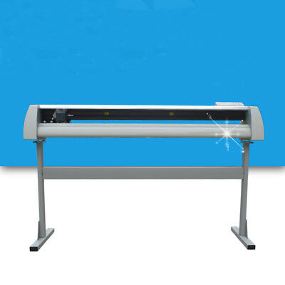 48 Cutting Plotter Sign Cutting Machine Vinyl Cutter With Artcut2009 Software