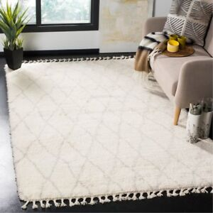 Brand New Cosima Hand Knotted Wool Rug 8x10