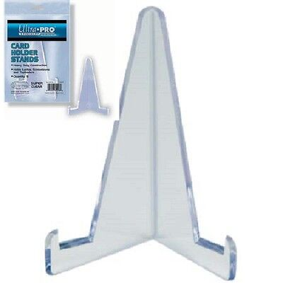 Trading Card Stands ((5 Pack) Ultra Pro Ultimate Card Stands - Put Your Trading Cards On)