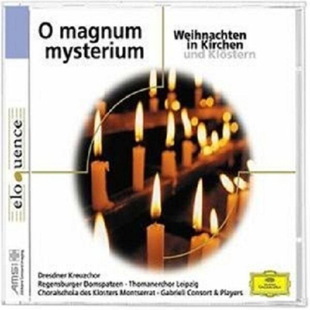 O MAGNUM MYSTERIUM  CD NEU