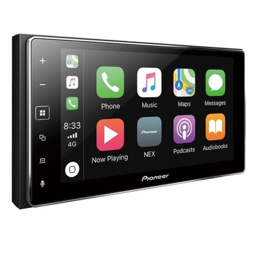 "Pioneer MVH-1400NEX Digital Multimedia Receiver w/ 6.2"" Capacitive Touchscreen"