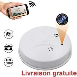 Camera WiFi  / Spy Camera Smoke Detector look