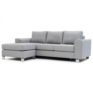 Fabric Sectional Sofa-Bed from Mobilia