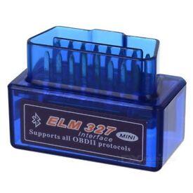 ELM327 Car OBD2 OBDII Bluetooth Fault Code Removal Scanner