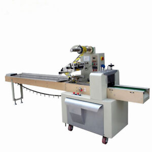 DT Packaging machine *NEW* for cookies, bars, small items