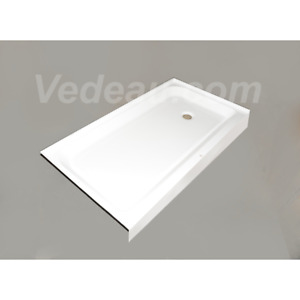 """48"""" X 32"""" / 60'' X 32"""" Shower Base LOW PRICE for $179 /$199"""