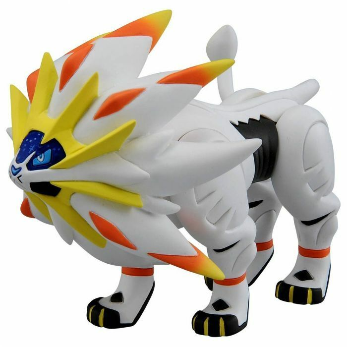 Solgaleo - ML-14, Moncolle Monster Collection, Takara Tomy, New x1