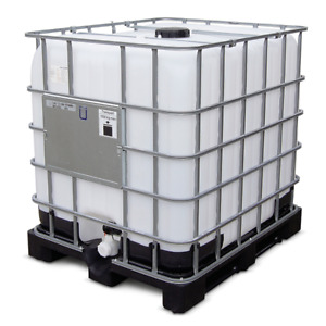 Selling 1000L IBC(Intermediate Bolt Container) totes equipped wi