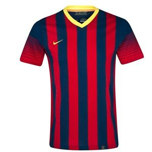 fc barcelona t shirts nike ebay. Black Bedroom Furniture Sets. Home Design Ideas