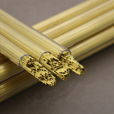 Drilling Electric Discharge Machineedm Multi-hole Brass Tube 50 Pcs 1.5400mm