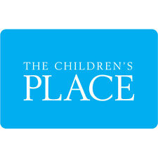 $50 The Children's Place Gift Card For Only $42.50!! - FREE Mail Delivery