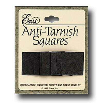 Anti Tarnish Sqaures ~ Sold in Packs of 10