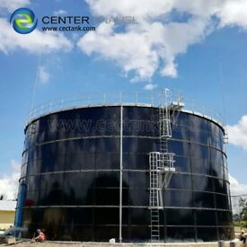 Bolted Steel Industrial Liquid Tanks