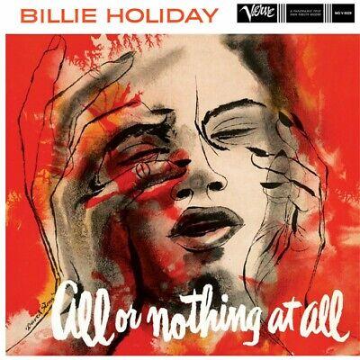 Billie Holiday - All Or Nothing At All++Hybrid SACD++Analogue Productions+NEU+