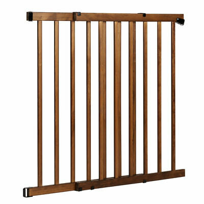 Top of The Stairs Extra Tall Hardware Mount Gate, Toddler Gates for (Hardware Mounted Gate For Top Of Stairs)