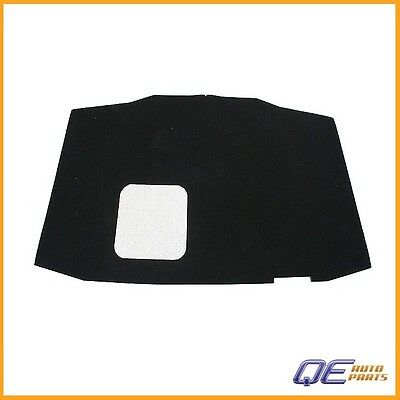 Mercedes W123 230 240D 280CE 280E 300CD 300D Hood Insulation Pad GK 1236800625 300d Hood Pad