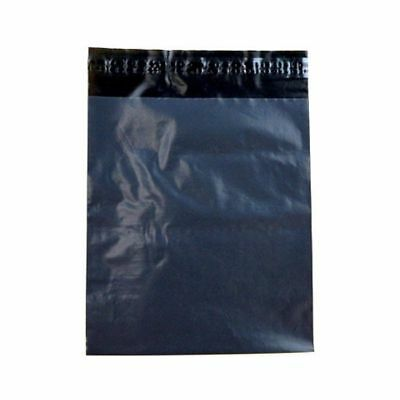 400pclot 9.5x14.5 Poly Mailers Shipping Envelopes Self Sealing Plastic Bag Grey