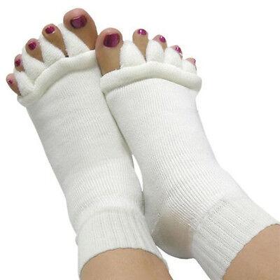 Unique Foot&Toes Alignment Men&Women Cotton Socks Stretch Tendon Relieve Pain