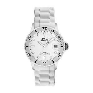 S Oliver SO1935PQ Armbanduhr für Unisex - Neu