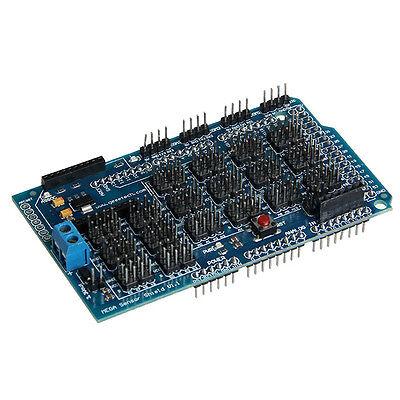 Geeetech Mega Sensor Shield V5 Digital Analog Servo Arduino Mega-compatible