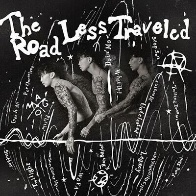 JAY PARK [THE ROAD LESS TRAVELED] 4th Album CD+Photo Book PARK JAE-BEOM SEALED