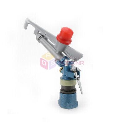 1.5 Alloy Full Circle Rain Sprinkler Gun Water Irrigation Lawn Spray Gun System