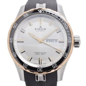 Edox automatic day-date for sale