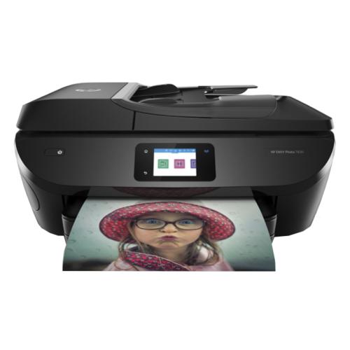 HP Envy Photo 7830 All-in-One-Drucker Y0G50B - Faxen USB WLan ePrint AirPrint