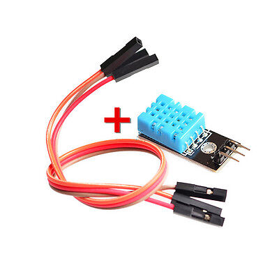 Dht11 Temperature And Relative Humidity Sensor Module For Arduinoraspberry Pi