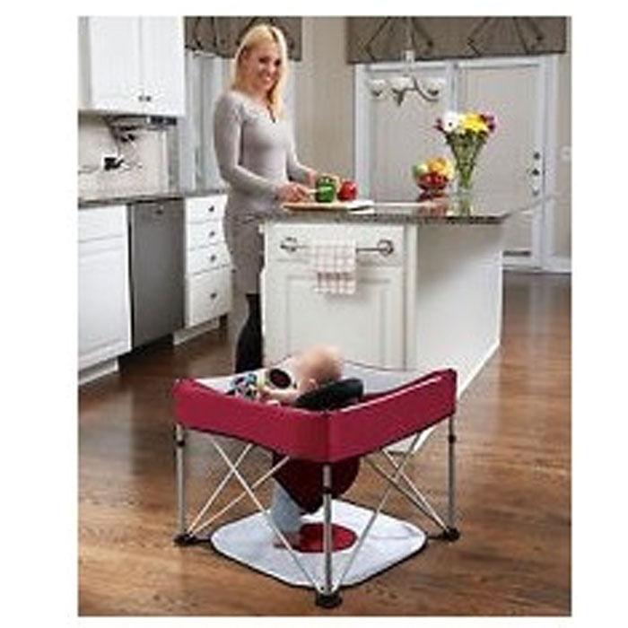 Baby Jumping Seat Stationery Exerciser Jumper Playpen Activity Center Walker NEW