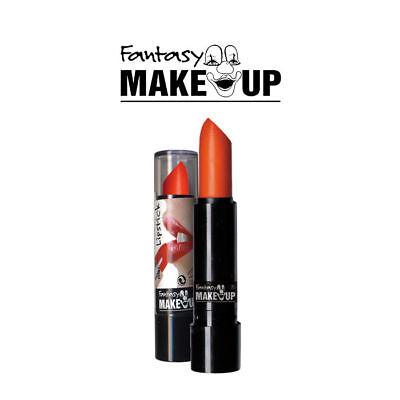 Roter Lippenstift, Karnevalsschminke MakeUp Lipstick Kostümzubehör - Lippenstift Kostüm
