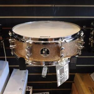 Sonor snare/caisse claire Player 14x5 Gold Sparkles