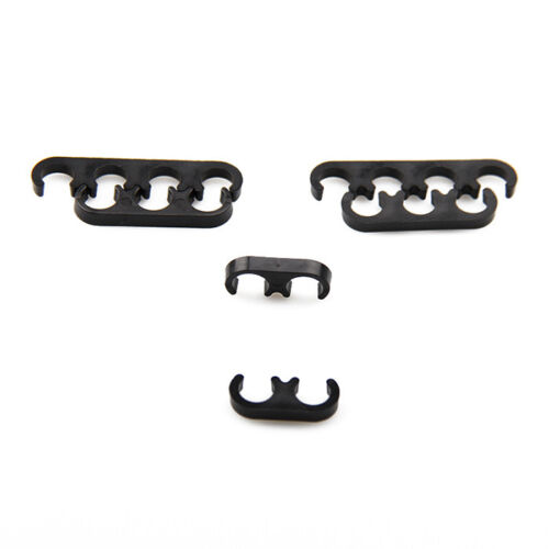 kesoto 6PCS NEW PLASTIC SPARK PLUG WIRE SEPARATORS 7MM 8MM 9MM FOR CHEVY FORD
