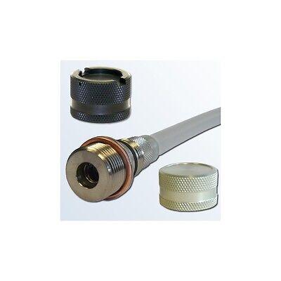 Stahlbus Engine Oil Drain Plug Valve Thread + Race Cap 3/4 inches 24UNS x 12mm
